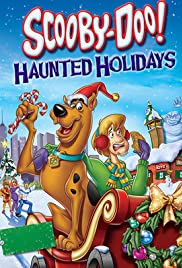 Scooby-Doo! Haunted Holidays Poster
