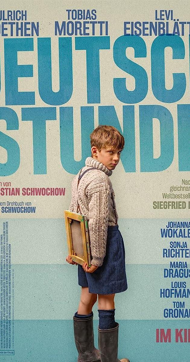 image poster from imdb - Deutschstunde (2019) • Movie