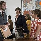 Vadim Glowna, Thomas Holtzmann, and Eva Kinsky in Der Kommissar (1969)