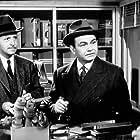 Edward G. Robinson and John Qualen in Larceny, Inc (1942)