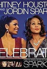Whitney Houston & Jordin Sparks: Celebrate Poster