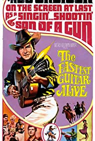 The Fastest Guitar Alive (1967) Poster - Movie Forum, Cast, Reviews