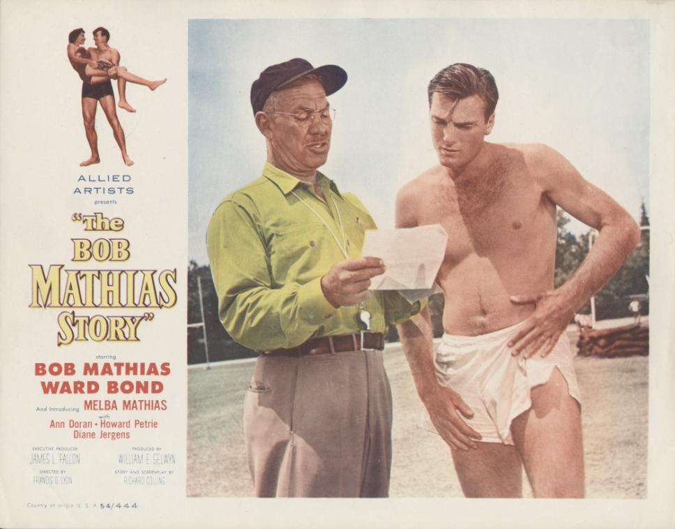 The Bob Mathias Story (1954)