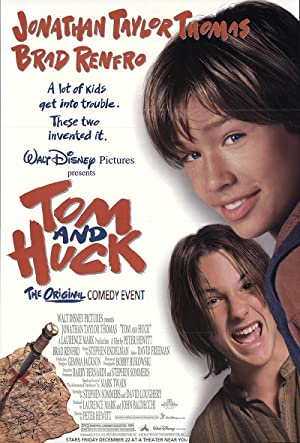 Tom and Huck Poster Image