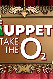 The Muppets Take the O2 Poster
