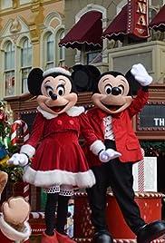 Disney Parks Christmas Parade Special Poster