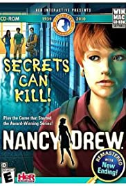 Nancy Drew: Secrets Can Kill Remastered Poster