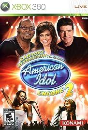 Karaoke Revolution Presents: American Idol Encore 2 Poster