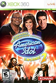Primary photo for Karaoke Revolution Presents: American Idol Encore 2