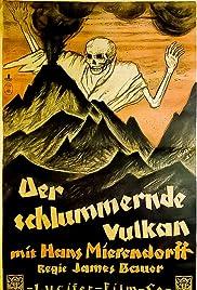 Der schlummernde Vulkan Poster