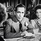 Humphrey Bogart, Jessie Busley, and Zasu Pitts in It All Came True (1940)