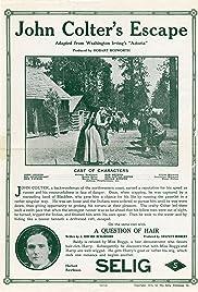 John Colter's Escape Poster