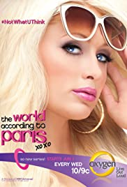 The World According to Paris Poster - TV Show Forum, Cast, Reviews