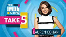 Take 5 With Lauren Cohan
