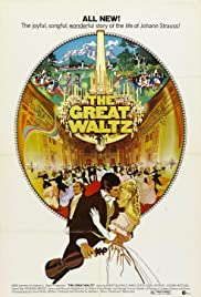 The Great Waltz (1972) Poster - Movie Forum, Cast, Reviews