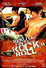 Reality, Love, and Rock'N Roll Poster