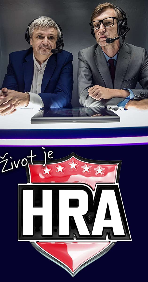 Download Zivot je hra or watch streaming online complete episodes of  Season 1 in HD 720p 1080p using torrent