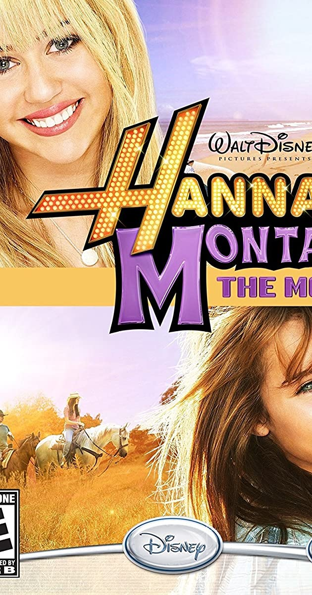 Hannah Montana: The Movie (Video Game 2009)