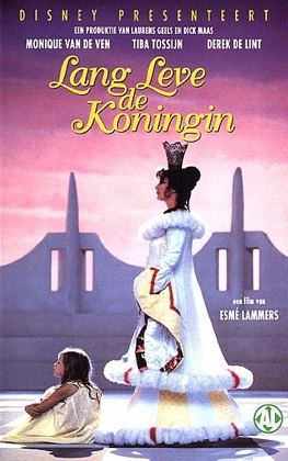 Lang leve de koningin film Poster
