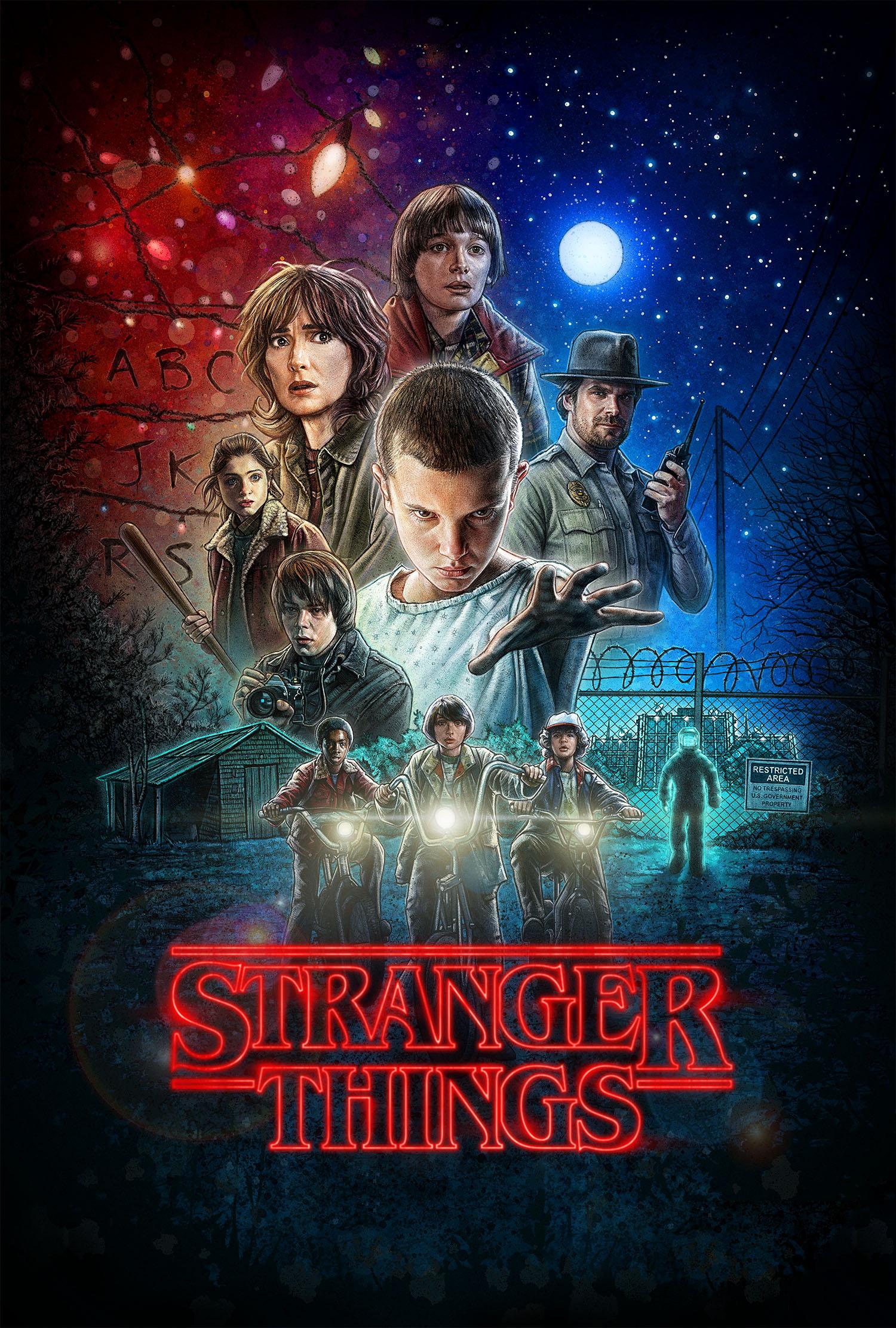 Stranger Things (TV Series 2016– ) - IMDb