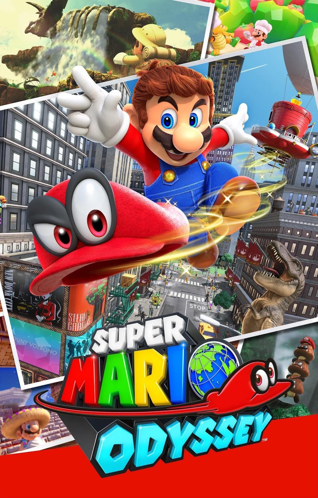 Super Mario Odyssey Video Game 2017 Imdb