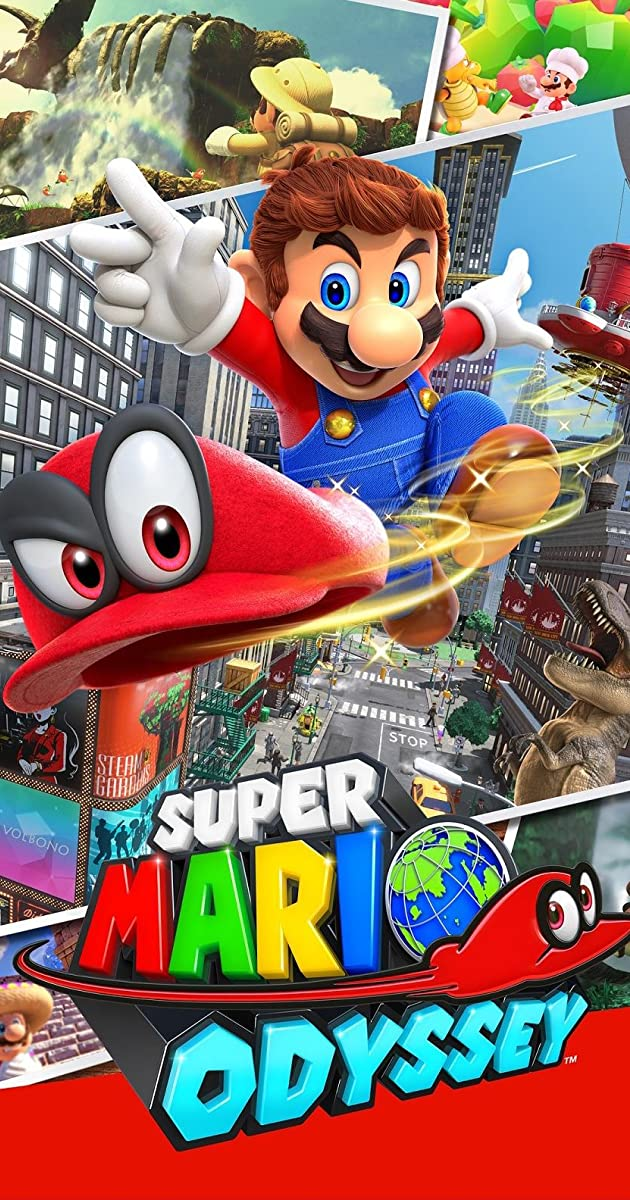 Super Mario Odyssey Video Game 2017 Imdb