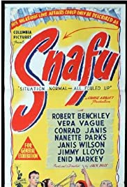 Snafu Poster