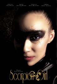 Scorpion Girl Poster