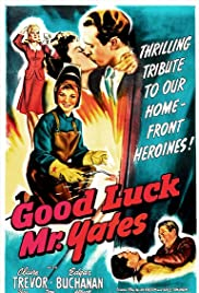 Good Luck, Mr. Yates Poster