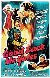 Watch movie2k online movies Good Luck, Mr. Yates [Full]