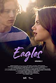 Alva Bratt and Adrian Öjvindsson in Eagles (2019)