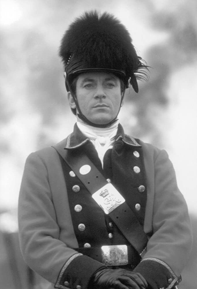 Jason Isaacs in The Patriot 2000