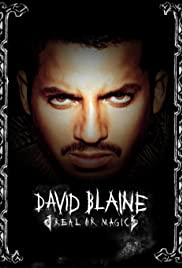 David Blaine: Real or Magic Poster