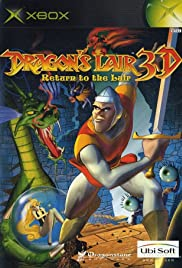 Dragon's Lair 3D: Return to the Lair Poster