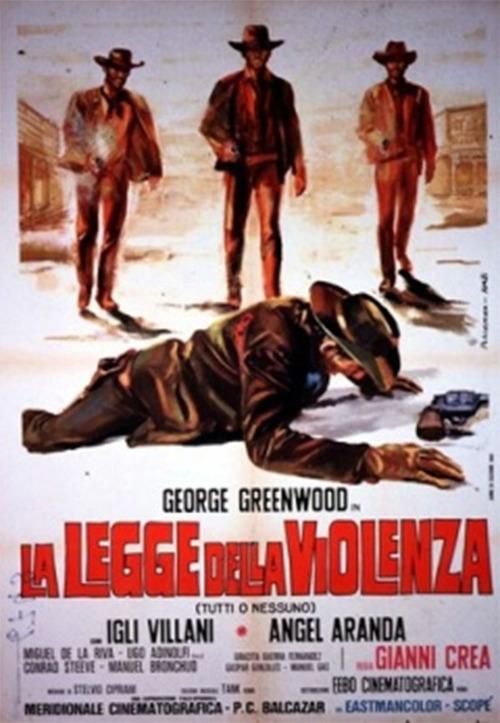 La legge della violenza (Tutti o nessuno) (1969)