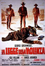 Law of Violence Poster