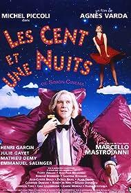 Michel Piccoli in Les cent et une nuits de Simon Cinéma (1995)