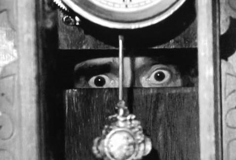 Erville Alderson in Haunted Gold (1932)