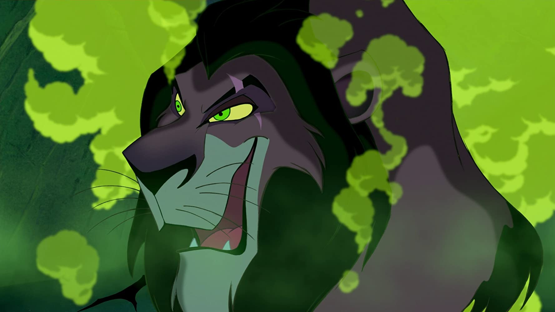 Jeremy Irons in The Lion King (1994)