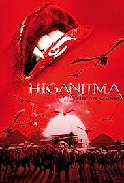 Higanjima Poster