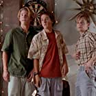 Shia LaBeouf, Fred Meyers, and A.J. Trauth in Even Stevens (2000)