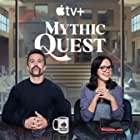 Rob McElhenney and Charlotte Nicdao in Mythic Quest: Raven's Banquet (2020)