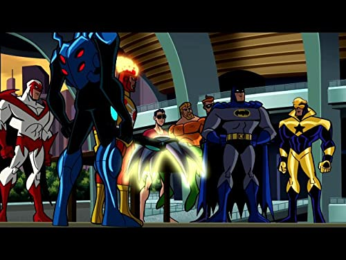 "Batman: Brave and the Bold, ""The Seige of Starro: Part 2"""