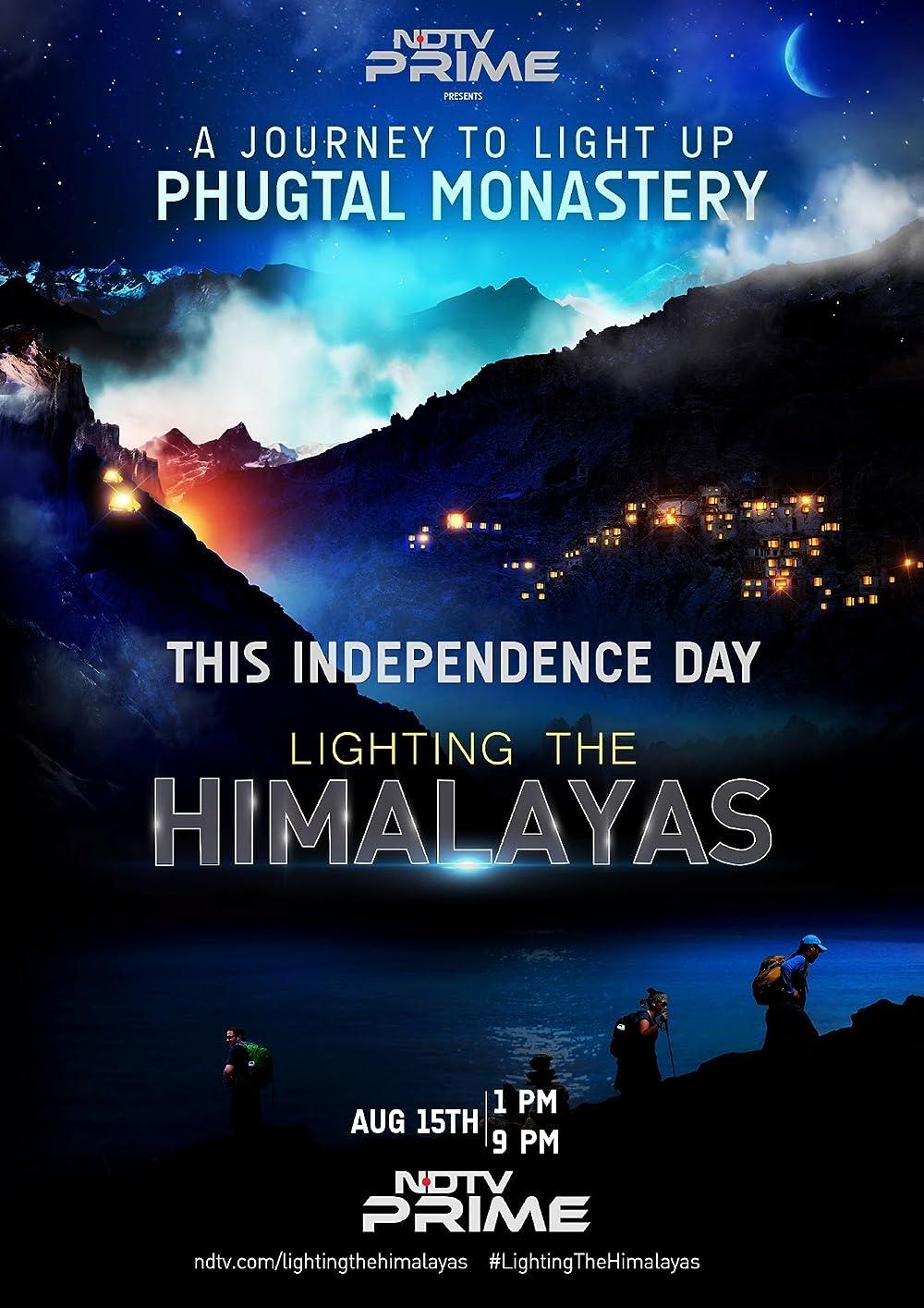 Lighting the Himalayas 2016 2016