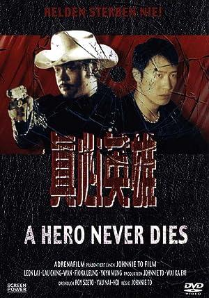 Leon Lai A Hero Never Dies Movie