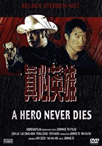 A Hero Never Dies in hindi 720p