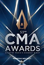 53rd Annual Academy of Country Music Awards
