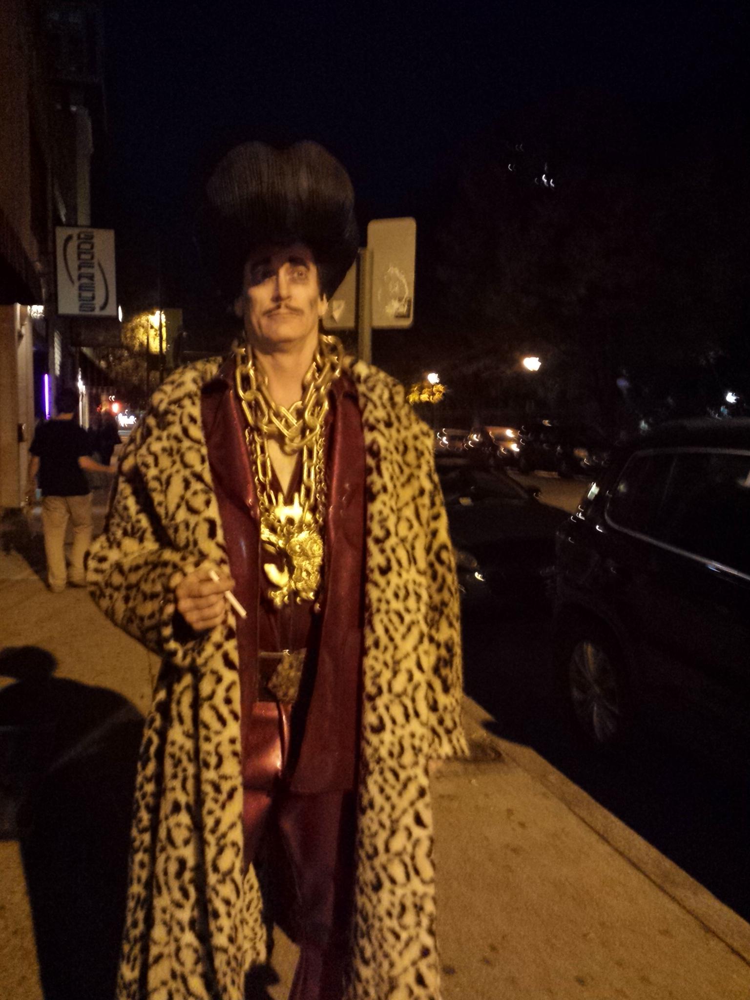 Sleazy p martini costume