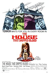 The House That Dripped Blood (1971) Poster - Movie Forum, Cast, Reviews