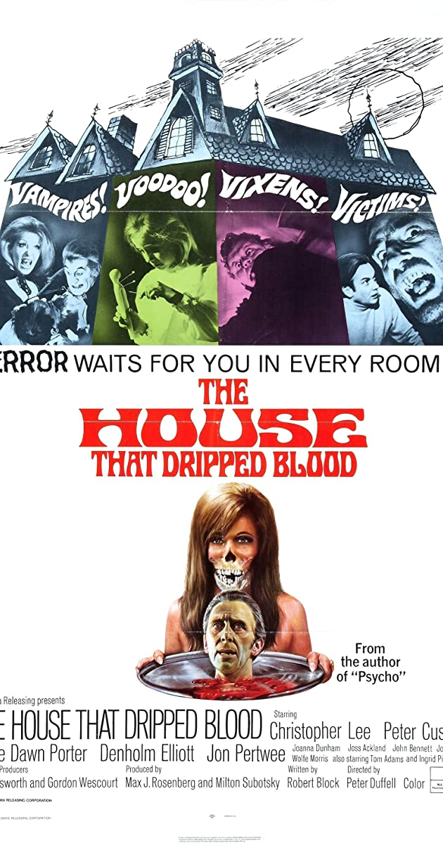 Subtitle of The House That Dripped Blood